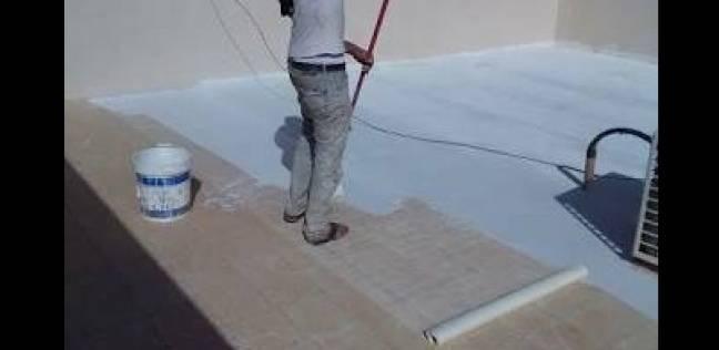 خطوات عزل أسطح مباني الأدوار العليا
