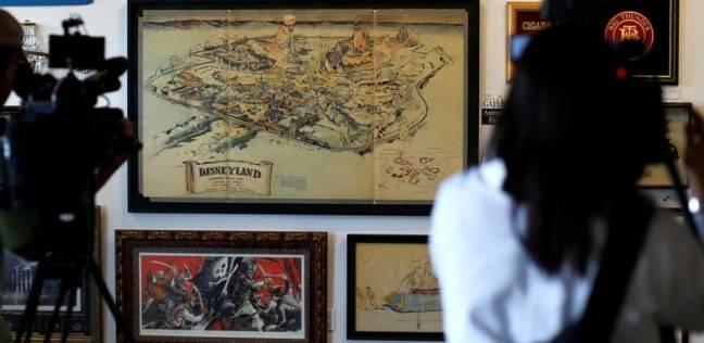 خريطة لوالت ديزنى تباع فى مزاد بمبلغ 708 آلاف دولار: يا بلاش