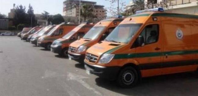 نقل مواطنين للجان الانتخاب بسيارات إسعاف تلبية لرغباتهم للتصويت