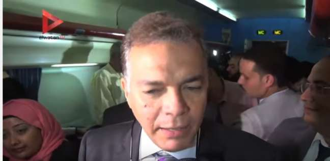 اليوم.. وزير النقل يتفقد أعمال تنفيذ الطريق الدائري الإقليمي