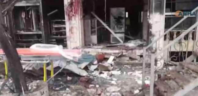12 قتيلا بانفجار سيارة ملغومة في سوريا