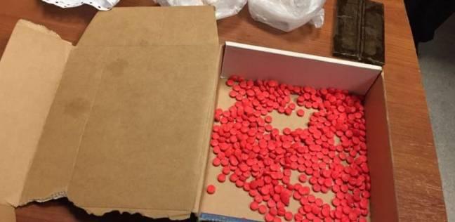 إحباط تهريب 10 آلاف قرص مخدر من مطار سوهاج خارج البلاد
