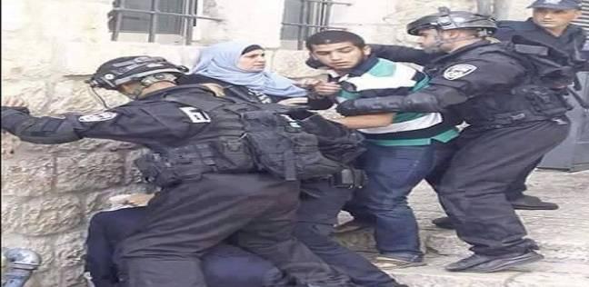 شرطة الاحتلال الإسرائيلي تعتقل والدة شهيد فلسطيني من القدس