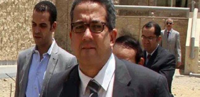 وزير الآثار: المتحف المصري يستقبل معرض لمصادرات الموانئ المصرية
