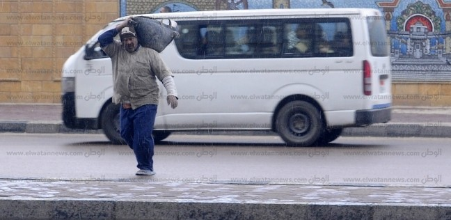 الأمطار قد تصل للقاهرة.. الأرصاد تنصح بارتداء ملابس ثقيلة الثلاثاء - أي خدمة -