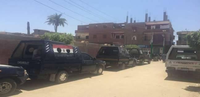 القبض على 11 محكوما عليهم و23 مشتبها بهم في شمال سيناء
