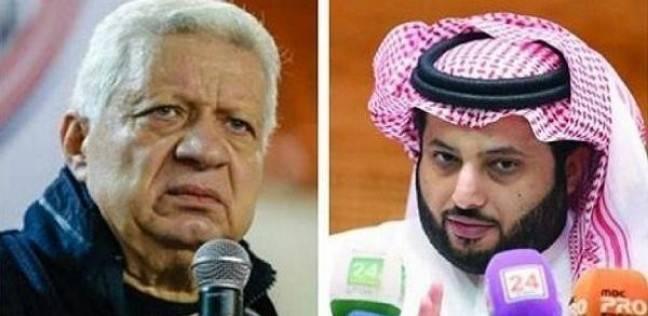 """بالفيديو  مرتضى منصور يهاجم """"الخطيب"""" ويهدد """"أون سبورت"""""""