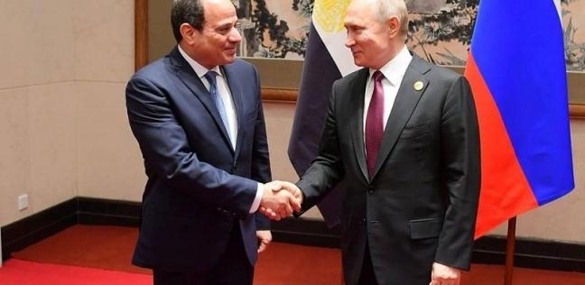 اللقاء العاشر بين السيسي وبوتين.. وخبير: دليل على قوة علاقة مصر وروسيا