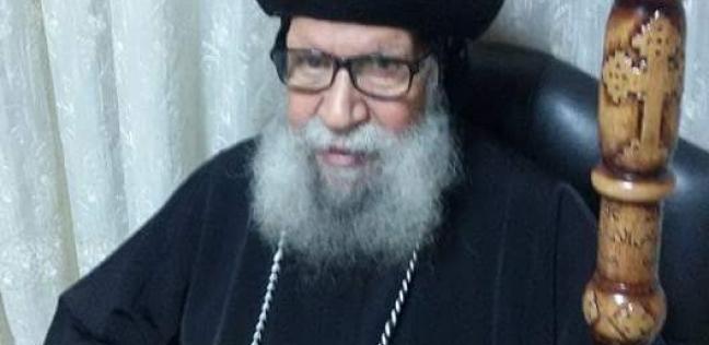 """""""قدوة عظيمة"""" ترنيمة على روح مطران المنيا في عيد النيروز"""