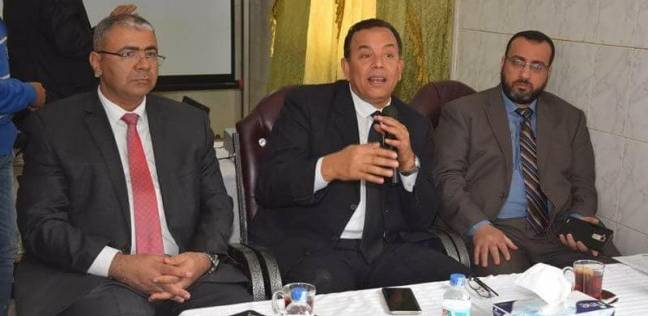 رئيس جامعة المنوفية يكلف بعمل تقرير شامل عن صيانة المصاعد