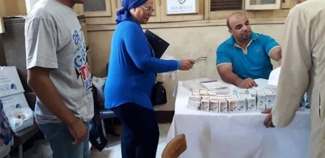 """""""القومي للمرأة"""": توزيع 1000 كيلو لحوم بالقرى الأكثر احتياجا بالمنيا"""