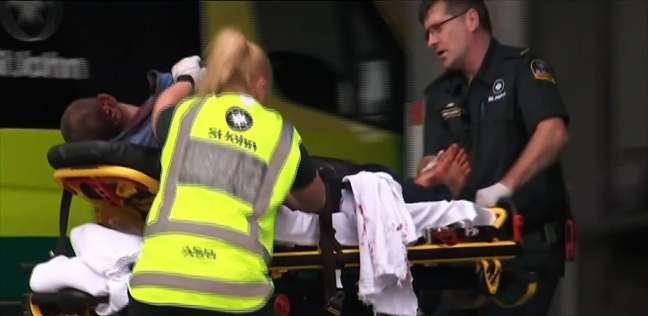 إرهاب أسود ضد المسلمين فى نيوزيلندا