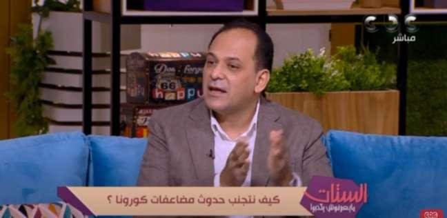 الدكتور محمد الصوان، أستاذ المخ والأعصاب بكلية طب القصر العيني بجامعة القاهرة