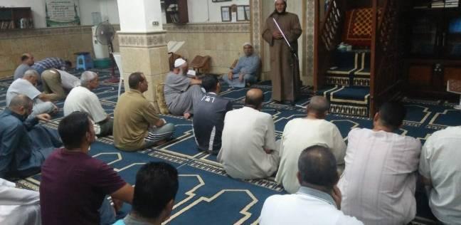 سلسلة ندوات لقافلة الأزهر الدعوية بالمساجد ومراكز الشباب في العريش
