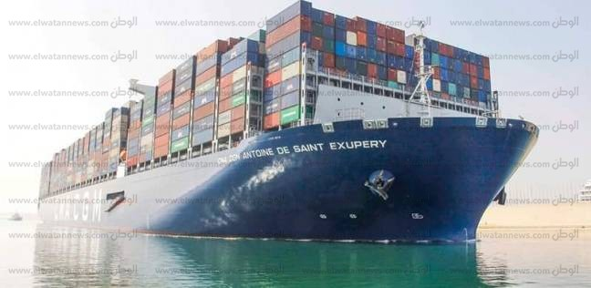 موانئ بورسعيد: 19 سفينة إجمالي الحركة اليوم