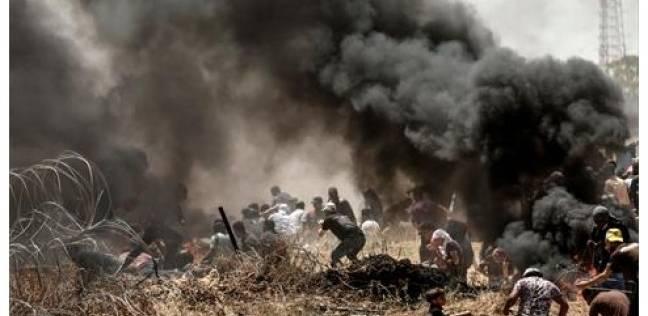 ارتفاع ضحايا اعتداءات الاحتلال إلى شهيدين و270 مصابا على حدود غزة