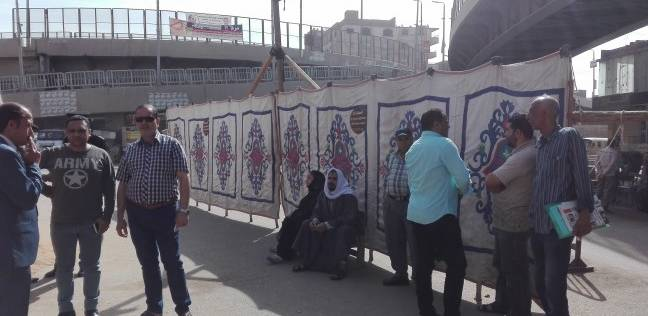 تأخر وصول أحد القضاة بمدرسة الشهيد مصطفى أبو زيد بالبدرشين