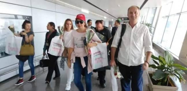 وفد إعلامي صربي يصل إلى الغردقة لتنشيط السياحة