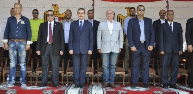 افتتاح الدورة الرياضية الأولى لجامعات القناة وسيناء