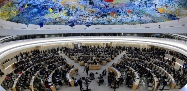 المنظمات الحقوقية تفضح ممارسات قطر خلال اجتماعات المجلس الدولى فى جنيف