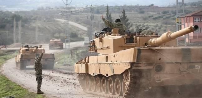 تركيا ترسل تعزيزات جديدة لقواتها على حدودها مع سوريا