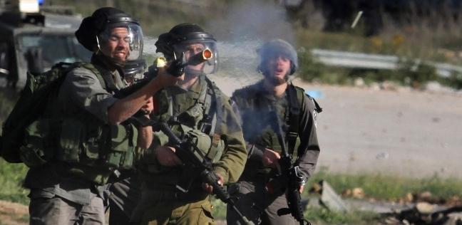 """جيش الاحتلال يطلق النار على """"مسلحين"""" في الجولان"""