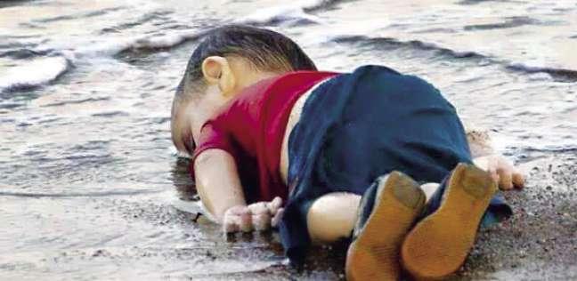 """""""شئون اللاجئين"""" عن غرق طفل سوري: """"مأساة بمعنى الكلمة"""""""