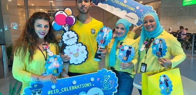 """""""مصر للطيران"""" تواصل رحلاتها للمطارات السياحيةاحتفالا بعيد الأضحى"""