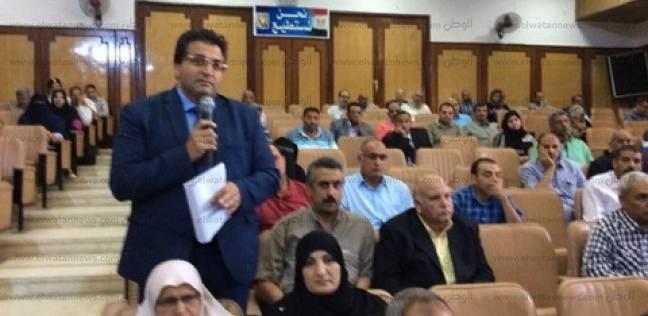 """""""فوده"""" يشكر وكيل وزارة التربية والتعليم لحل شكاوى المواطنين"""