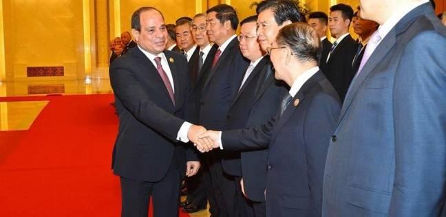 """""""مستثمري جنوب سيناء"""": زيارة السيسي للصين لها دور عظيم في تنشيط السياحة"""