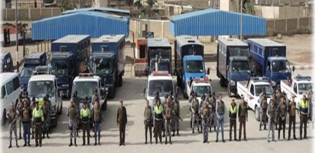 حوادث   ضبط 36 قضية مخدرات بالإسكندرية وتحرير 1056 مخالفة مرور في الفيوم