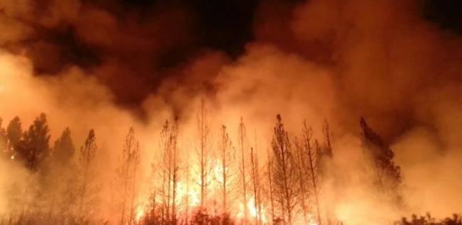 حرائق الغابات تكبد أمريكا أكثر من ملياري دولار