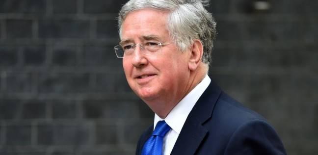 عاجل| استقالة وزير الدفاع البريطاني مايكل فالون
