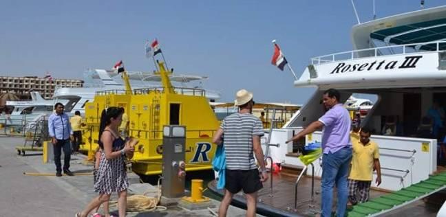 ارتفاع نسب إشغال الفنادق والقرى السياحية بالبحر الأحمر في شم النسيم