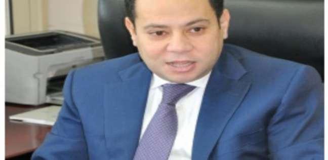 """وزير قطاع الأعمال يشهد حفل تكريم مجلس إدارة """"القابضة للأدوية"""" السابق"""