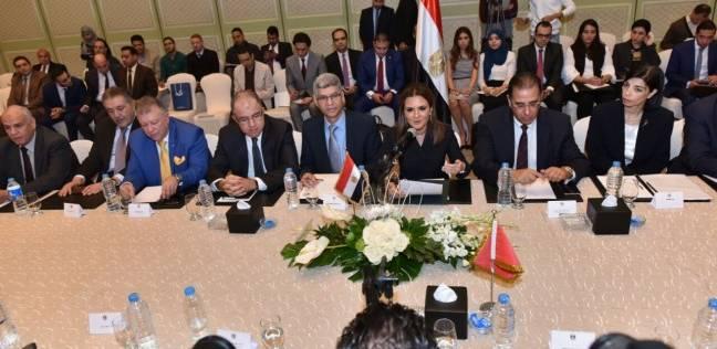 سحر نصر: حجم الاستثمارات التونسية في مصر 36 مليون دولار خلال 2017