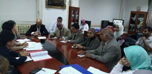 اجتماع موسع لوضع خطة طوارئ مستشفيات بورسعيد في العيد
