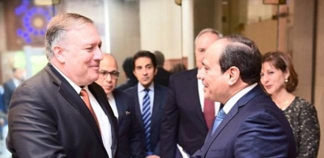 """""""الخارجية"""" الأمريكية: جهود مصر في تعزيز الحرية الدينية يحتذى بها"""