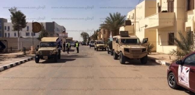 مديرية أمن القاهرة تتسلم المقار الانتخابية وتلغي إجازات العاملين بها
