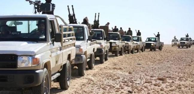 """مقتل 15 من قوات """"الوفاق"""" في مواجهات مع الجيش الليبي جنوب طرابلس"""
