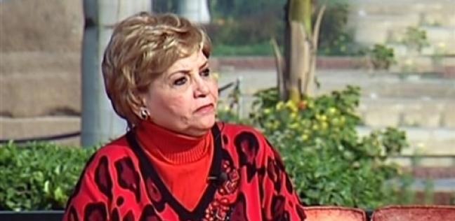 """نادية صالح تعترف في آخر حوار لها: """"مُغرمة"""" بالفنانة شادية.. كانت صادقة"""