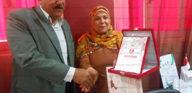 بالصور| رئيس مدينة دهب يكرم المعلمين المتميزين بالإدارة التعليمية