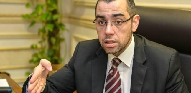 """""""أبو شقة"""" يفصل النائب """"محمد فؤاد"""" من حزب الوفد"""
