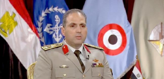 المتحدث العسكري: قوات صاعقة للتدخل الفوري في أي مواقف طارئة بالاستفتاء