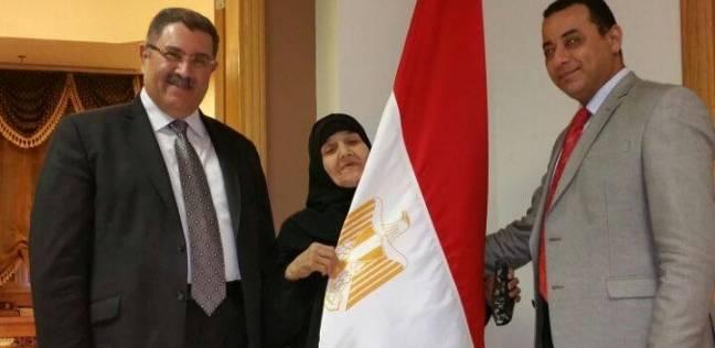 بالصور| القنصلية المصرية بجدة تنجح في الإفراج عن المواطنة سعدية عبد السلام
