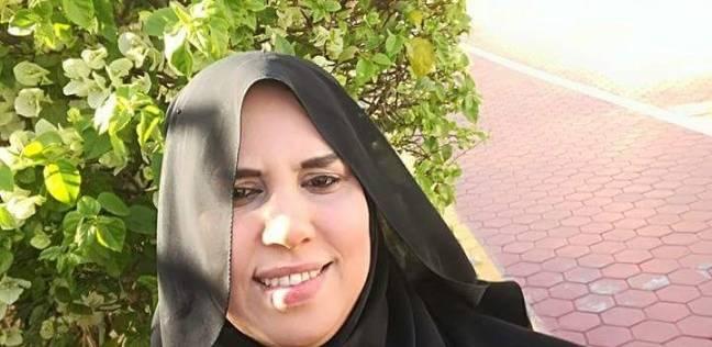 """أرملة الشهيد عامر عبدالمقصود لـ""""الوطن"""": """"هنقول مليون ألف نعم للرئيس"""""""