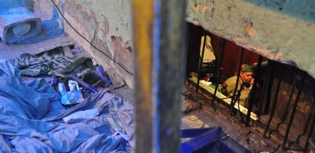 الإسكندرية: 13 أسرة تسكن «ملجأ الحرب» انتظاراً للموت تحت الأنقاض