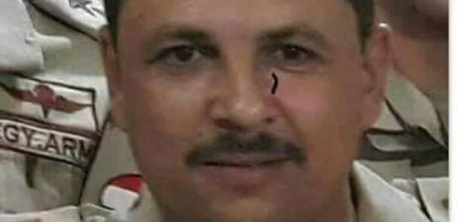زوجة الشهيد العميد أحمد عبد النبي تدلي بصوتها في الانتخابات الرئاسية