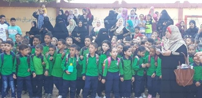 افتتاح قاعتين لرياض الأطفال بمدرسة سعد بن أبي وقاص بالإسماعيلية