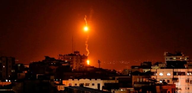 """عاجل  """"العربية"""": قتيلان إسرائيليان بسبب سقوط صاروخ على عسقلان"""
